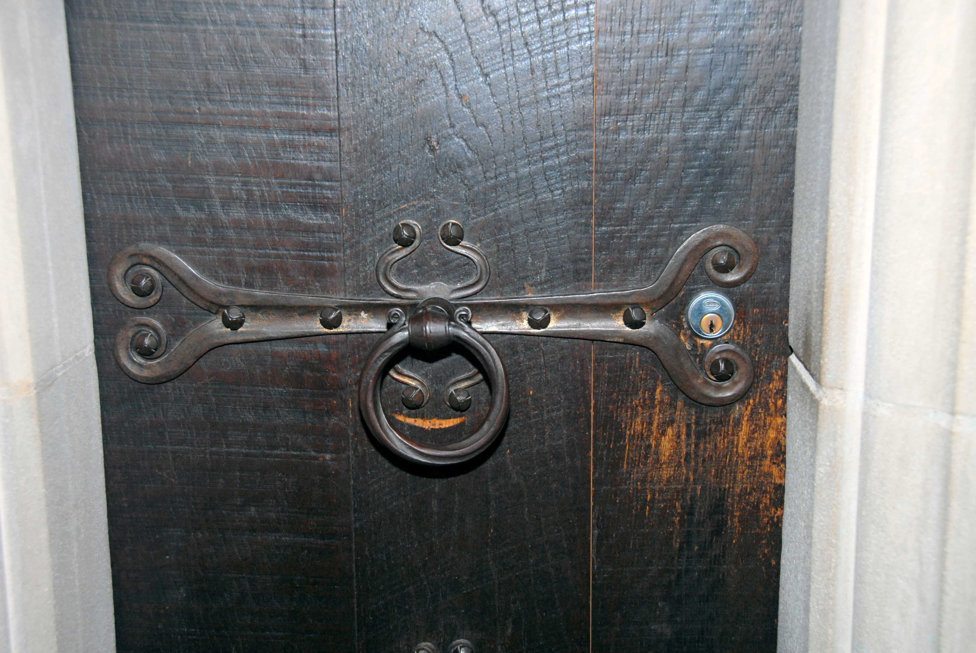 Door Hardware by Samuel Yellin