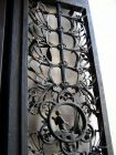 West Facade Gates by Ulrich Henn Cast Bronze